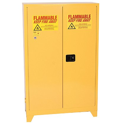 Eagle Manufacturing 45 Gallon Flammable Liquid Storage Cabinet