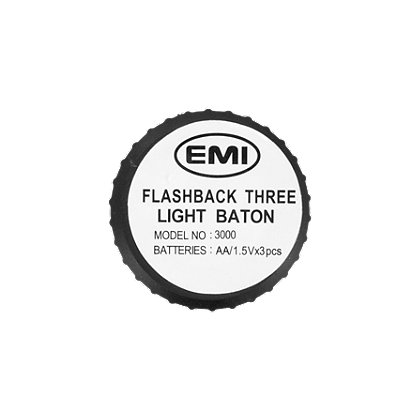 EMI End Cap for Flashback Five LED Light Baton XL