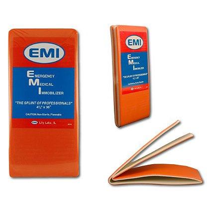 EMI Flat Splint, 4 ¼