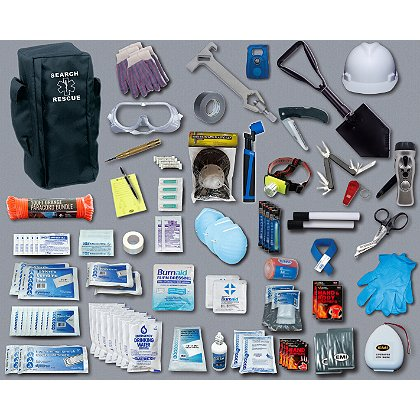 EMI Search and Rescue / Survival Response Pack