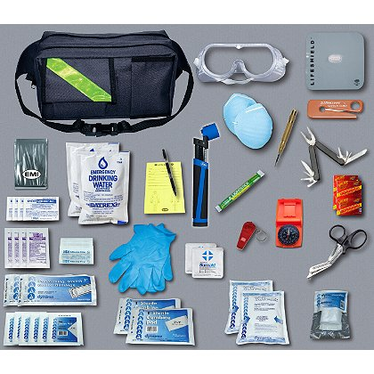 EMI Search and Rescue Survival Basic Response Kit