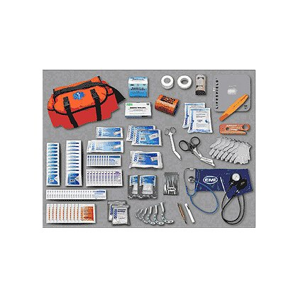 EMI Pro Response Emergency Medical Bag
