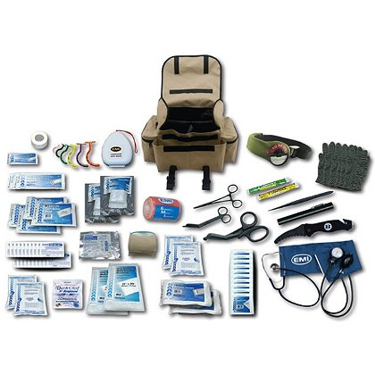 EMI Emergency Tactical Response Response Kit