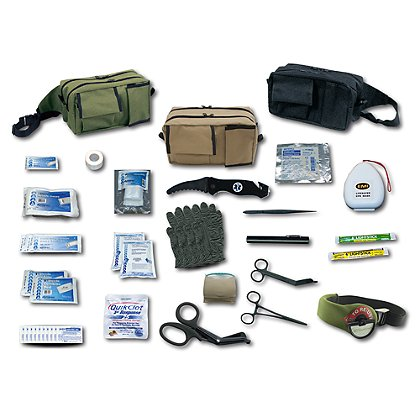 EMI Emergency Tactical Response Basic Response Complete Kit