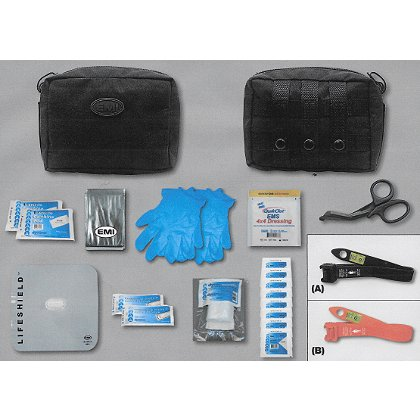 EMI TACMED™ Active Shooter Kit Basic