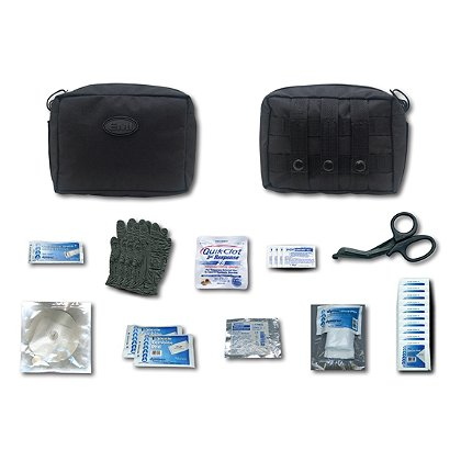 EMI Emergency Tactical Response Gunshot & Trauma Kit