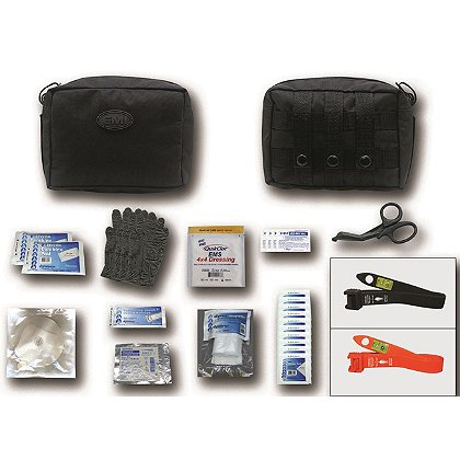 EMI Emergency Tactical Response™ Gunshot Kit with STAT Tourniquet