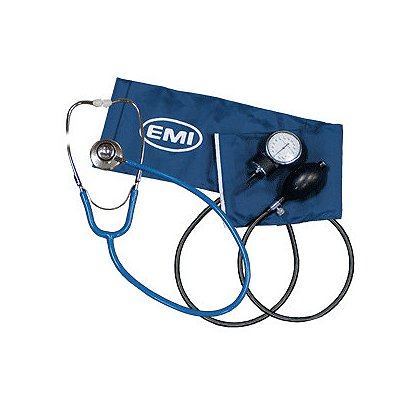 EMI Procuff Sphygmomanometer and Stethoscope