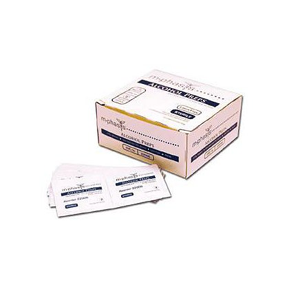 Emphasis Medical Alcohol Prep Pads