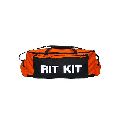 EVAC Systems RIT Kit Large Storage Bag, Orange