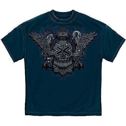 Erazor Bits EMS Skull Wings T-Shirt