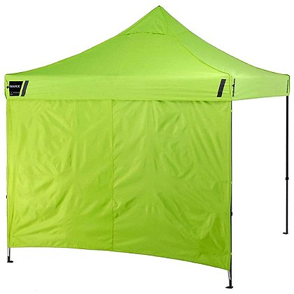 Ergodyne Shax Optional Side Panel for Heavy Duty or Lightweight Pop-Up Tent