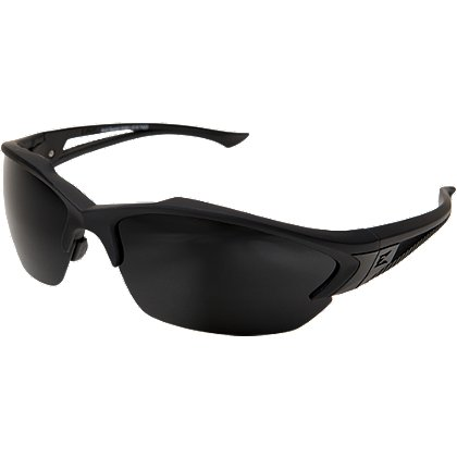 Edge Tactical Acid Gambit 2 Lens Kit, Matte Black Frame
