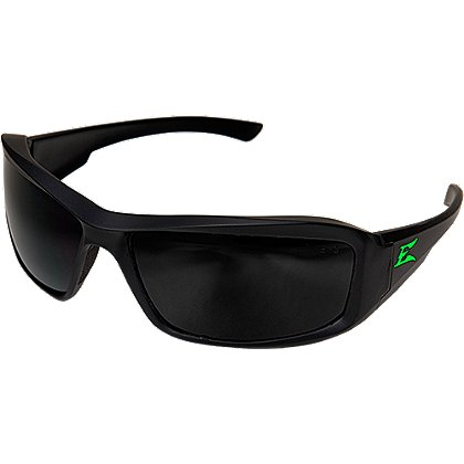 Edge Tactical Brazeau Torque Safety Eyewear, Polarized