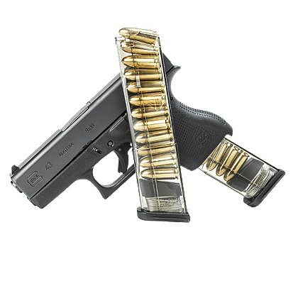 ETS 9mm 12 round Magazine for Glock 43
