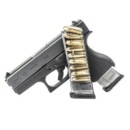 ETS 9mm 9 round Magazine for Glock 43