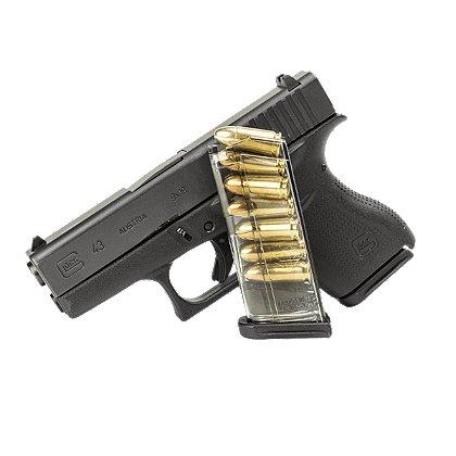 ETS 9mm 7 round Magazine for Glock 43