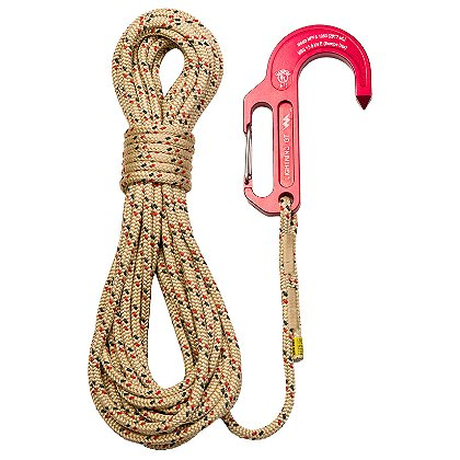 Sterling EscapeTech 7.5mm Rope 50' w/ Lightning GT Hook