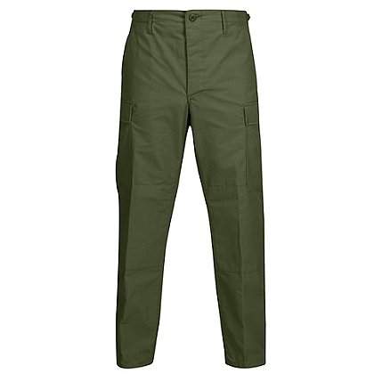 Propper BDU Trousers, Button-Fly 60/40 Cotton/Poly Twill