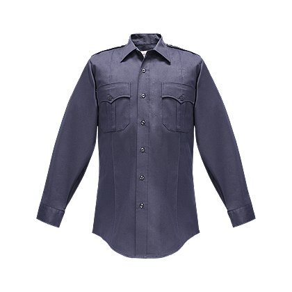 Flying Cross Duro Poplin Men's Long-Sleeve Shirt