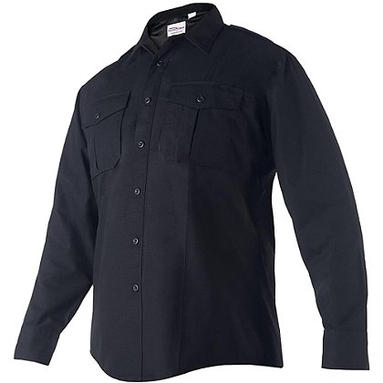Flying Cross FX Men's Class B Long Sleeve Shirt, Navy