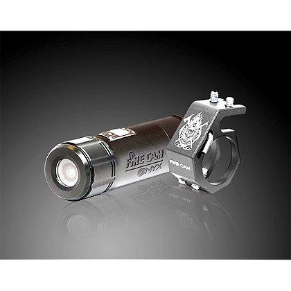 Fire Cam Onyx Helmet Camera with BJ800 Flashlight Kit