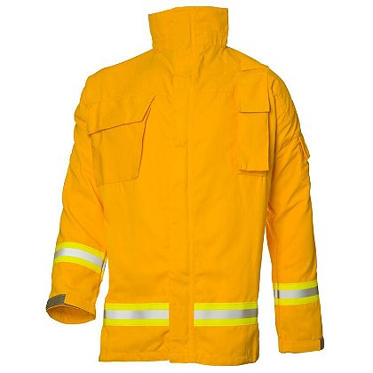 Coaxsher CX Urban Interface Coat, Yellow
