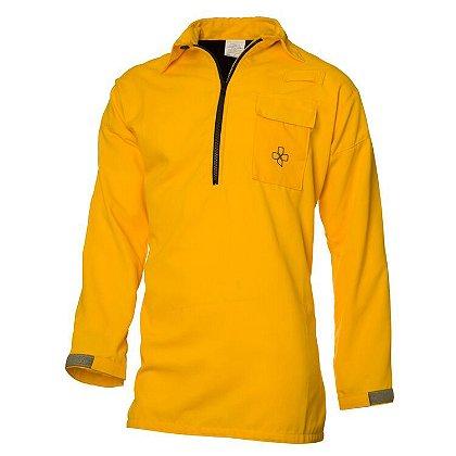 Coaxsher 5.8 oz Tecasafe Plus Yellow Stryker Wildland Fire Shirt