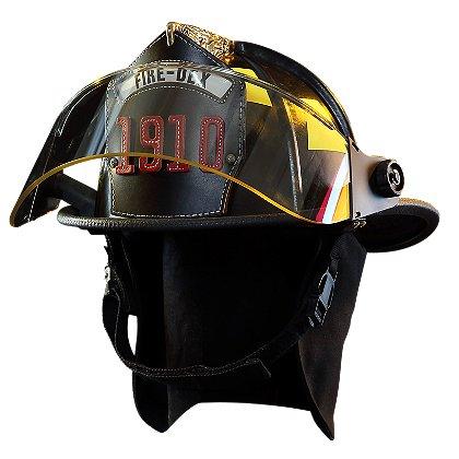 Fire-Dex 1910 Traditional Helmet Standard