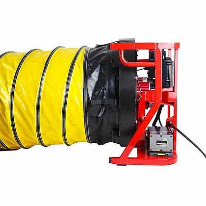 RAMFAN EX150Li Flexible Duct 18