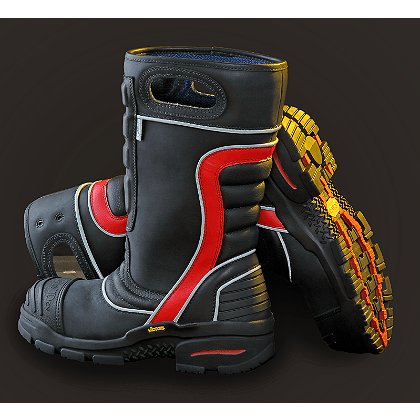 Fire-Dex FDXL200 Leather Structural Boot