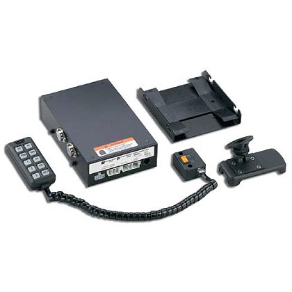 Federal Signal Remote Microphone-Controlled Siren, 650 Series
