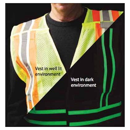 FoxFire Zipper Safety Vest