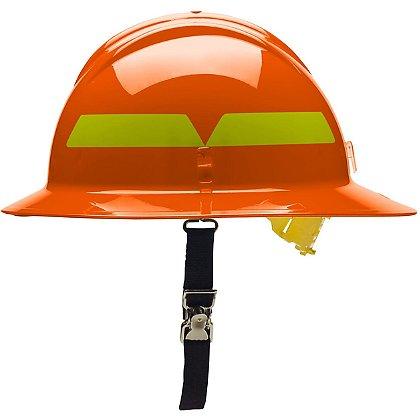 Bullard Thermoplastic Wildfire Full Brim Helmet w/ Pinlock Suspension