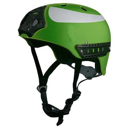 First Watch Bump Helmet, Green