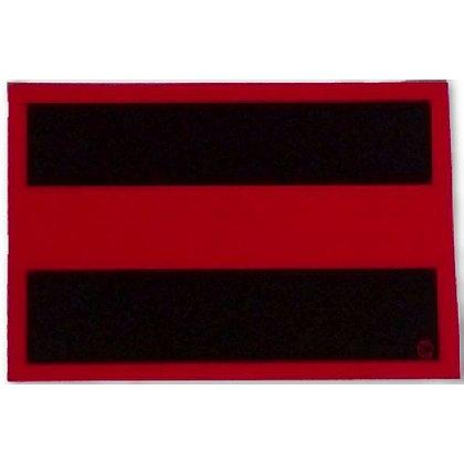 FrontLine Designs Medium Red Line Sticker