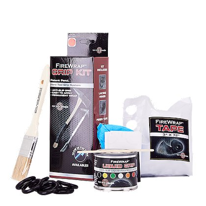 Fire Maul FireWrap Grip Kit