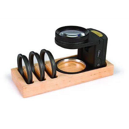 Forensics Source 5x Magnifier with Illumination