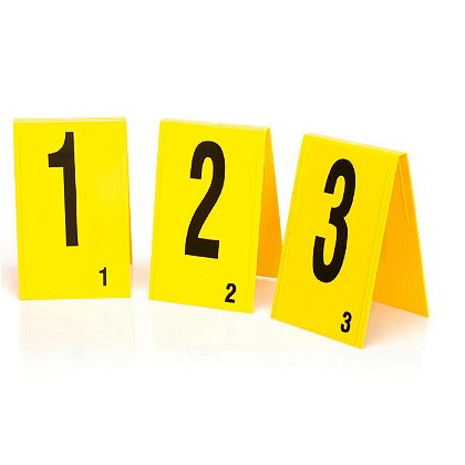 Forensics Source Photo Evidence Numbers 1-20