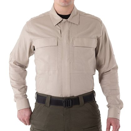 First Tactical V2 BDU Long Sleeve Shirt
