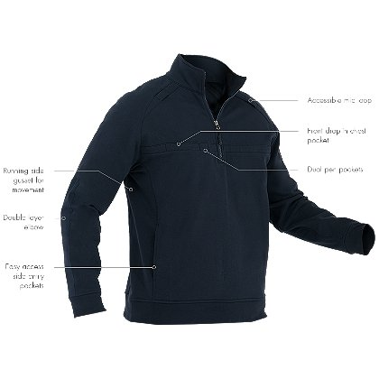 First Tactical Men's Quarter Zip