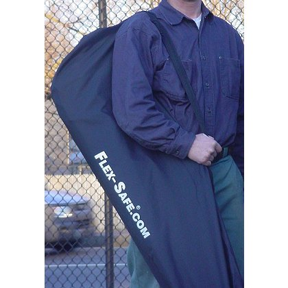 Flex-Safe Storage and Carry Bag for Flex-Safe Collapsible Barricade