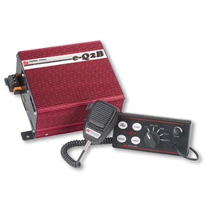 Federal Signal E-Q2B, 200W Electronic Siren