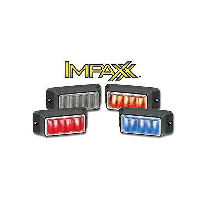 Federal signal impaxx interior exterior warning lights - Federal signal interior lightbar ...