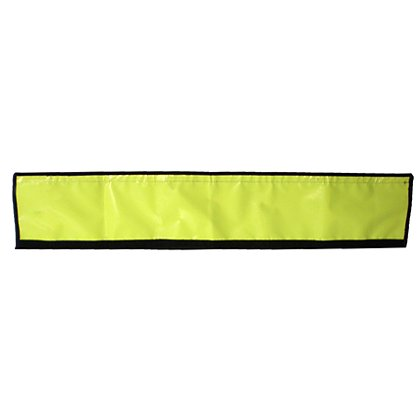 Flex-Safe Nylon Signs for Flex-Safe Collapsible Barricade