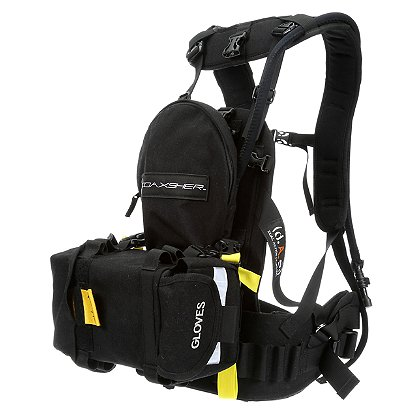 Coaxsher FS-1 Mojave Light-Weight Wildland Fire Pack, Black