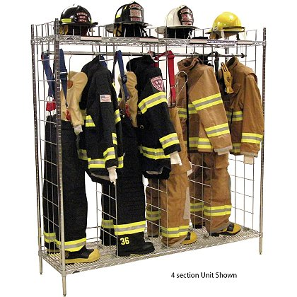 Groves Freestanding Ready Rack, Single Sided