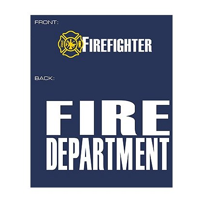 Fisher Sportswear Firefighter Lifeline Long-Sleeve T-Shirt