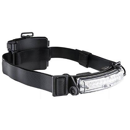 FoxFury Command Tilt Helmet Light