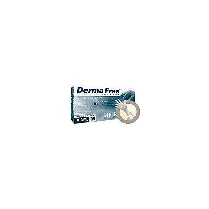 Microflex  Derma Free PF Vinyl Glove